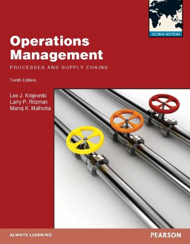 9780273766940: Operations Managment, Plus MyOMLab with Pearson Etext