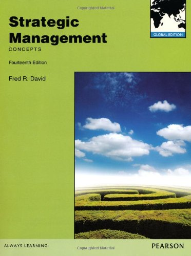 9780273767640: Strategic Management, Plus MyManagementLab with Pearson Etext
