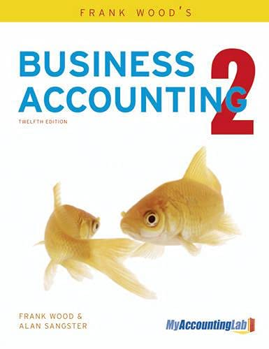 9780273767923: Frank Wood's Business Accounting 2