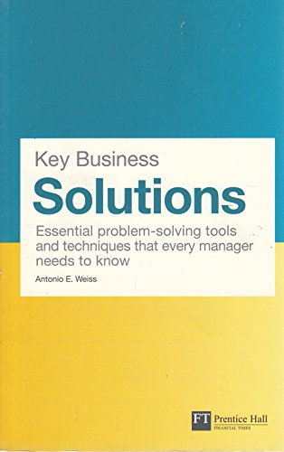 9780273768050: Key Business Solutions Travel Editioness