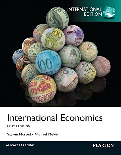 9780273768289: International Economics International Edition