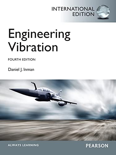 9780273768449: Engineering Vibrations