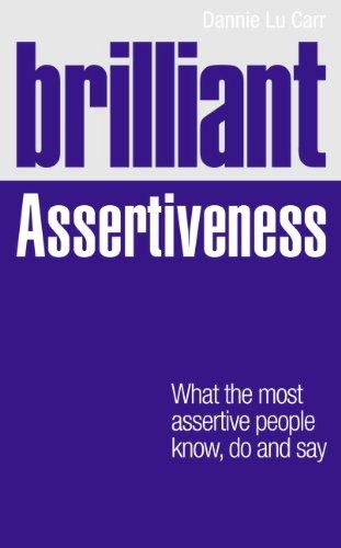 9780273768678: Brilliant Assertiveness (Brilliant Lifeskills)