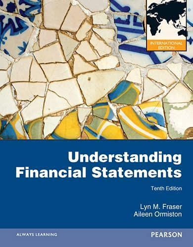 9780273769033: Understanding Financial Statements: International Edition