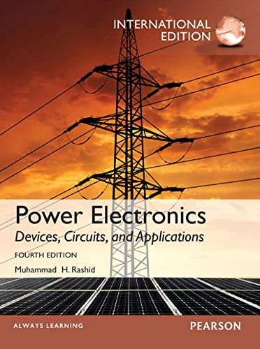 9780273769088: Power Electronics: Devices, Circuits, and Applications