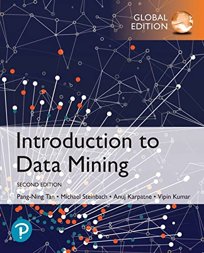 9780273769224: Introduction to Data Mining, Global Edition