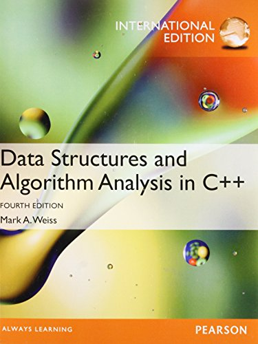 9780273769385: Data Structures and Algorithm Analysis in C++