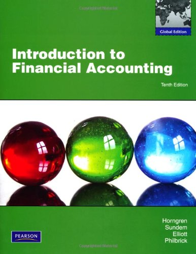 9780273770251: Introduction to Financial Accounting with MyAccountingLab