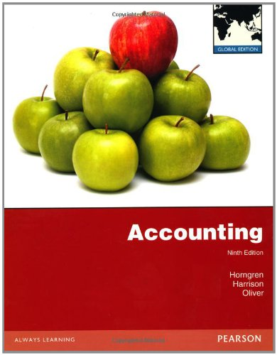 9780273770374: Accounting with MyAccountingLab