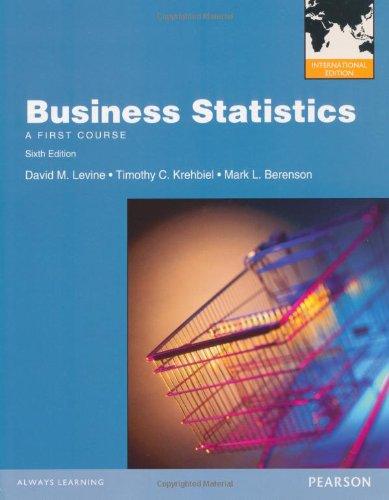 9780273770961: Business Statistics with MyMathLab Global