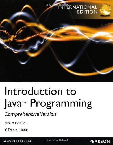 9780273771456: Introduction to Java Programming, Comprehensive Version with MyProgrammingLab: International Edition