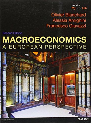9780273771685: Macroeconomics: a European Perspective