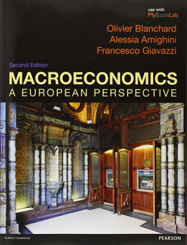 9780273771821: Macroeconomics: A European Perspective with MyEconLab