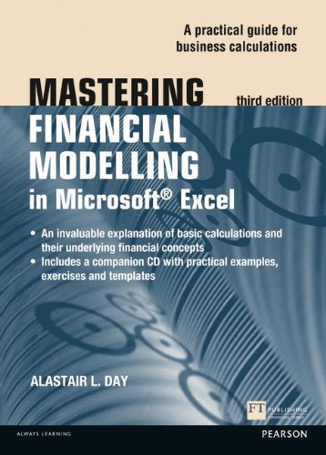 9780273772255: Mastering Financial Modelling in Microsoft Excel 3rd Edn: A Practitioner's Guide to Applied Corporate Finance (The Mastering Series)
