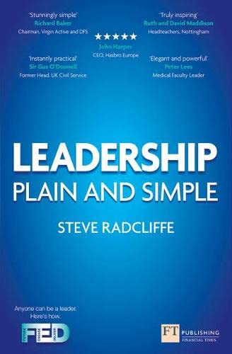 9780273772415: Leadership: Plain and Simple (Financial Times Series)