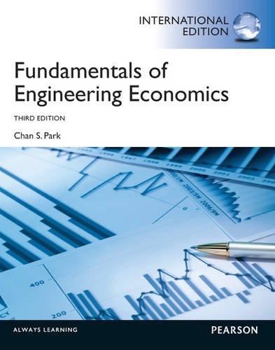 9780273772910: Fundamentals of Engineering Economics. Chan S. Park