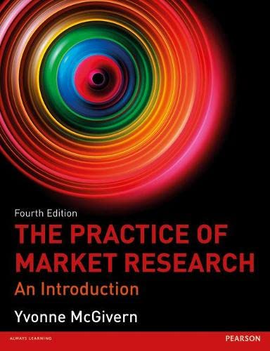 9780273773115: The Practice of Market Research: An Introduction