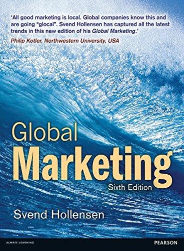 9780273773160: Global Marketing