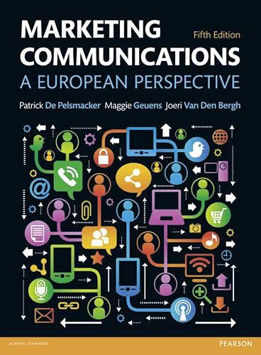 9780273773221: Marketing Communications: A European Perspective