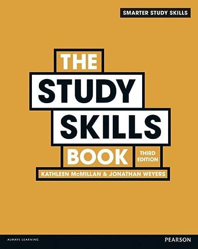 9780273773313: The Study Skills Book