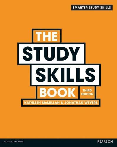 9780273773313: The Study Skills Book (3rd Edition) (Smarter Study Skills)