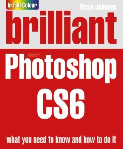 9780273773405: Brilliant Photoshop Cs6