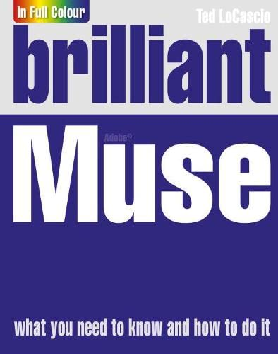 9780273773429: Brilliant Adobe Muse