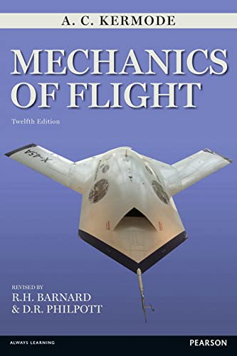 9780273773511: Mechanics of Flight