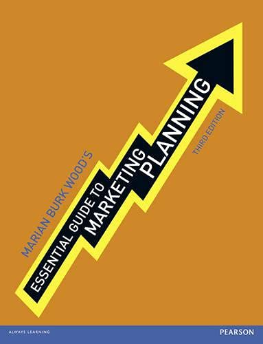 9780273773634: Essential Guide to Marketing Planning