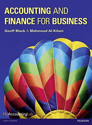 9780273773948: Accounting and Finance For Business