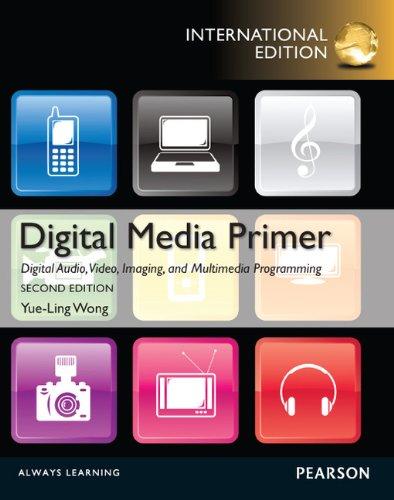 9780273774341: Digital Media Primer: International Edition