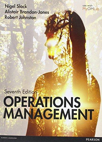 9780273776208: Operations Management