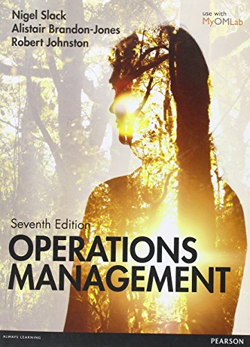 9780273776208: Operations Management (7th Edition)
