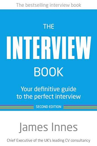 9780273776628: The Interview Book: Your Definitive Guide to the Perfect Interview