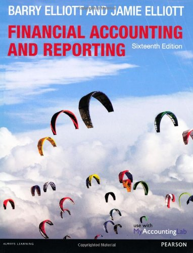 9780273778264: Financial Accounting & Reporting