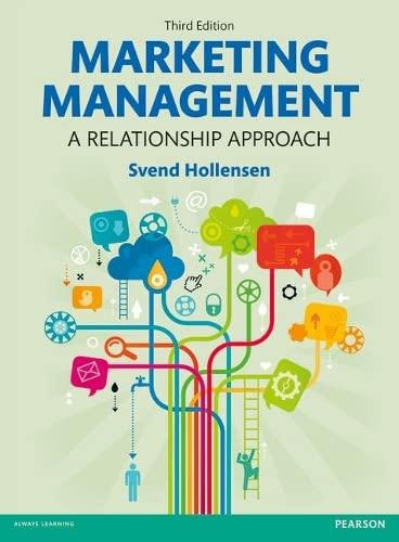 9780273778851: Marketing Management