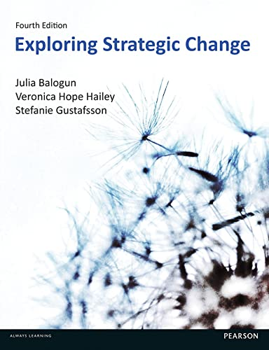 9780273778912: Exploring Strategic Change 4th edn (4th Edition)