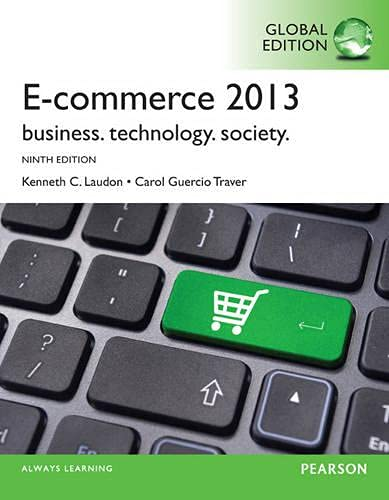 9780273779353: E-Commerce 2013: Global Edition