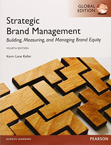 9780273779414: Strategic Brand Management: Global Edition