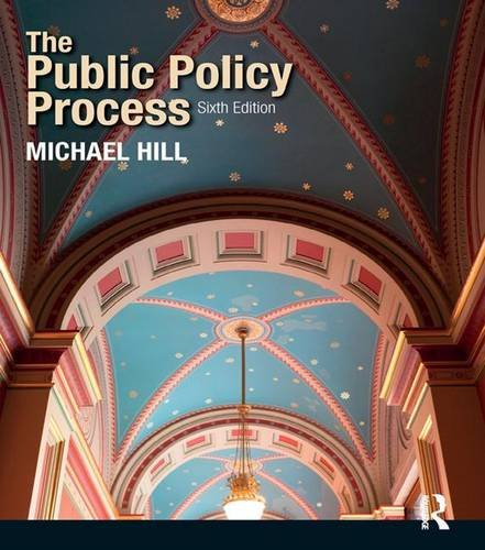 9780273782865: The Public Policy Process