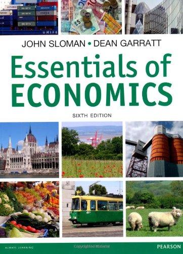 9780273783794: Essentials of Economics
