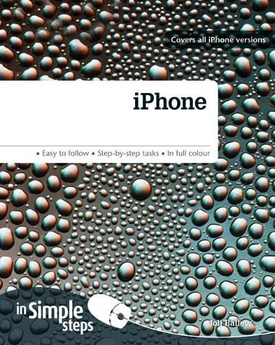 9780273785446: iPhone in Simple Steps