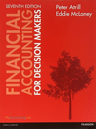 9780273785637: Financial Accounting for Decision Makers
