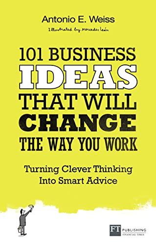 9780273786191: 101 Business Ideas