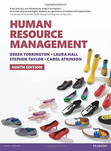 9780273786634: Human Resource Management, 9th edition