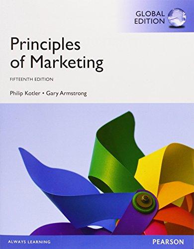 9780273786993: Principles of Marketing