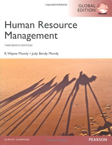 Stock image for Human Resource Management for sale by Bayside Books