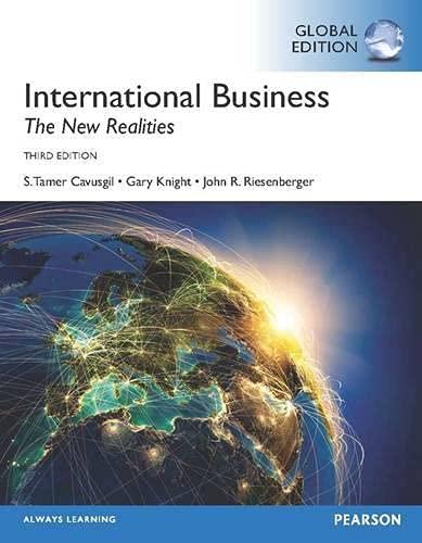 9780273787068: International Business, Global Edition