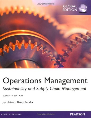 9780273787075: Operations Management