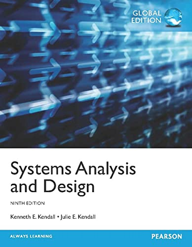 9780273787105: Systems Analysis and Design